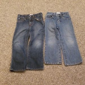 Boys 5t the childrens place jeans